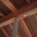 橋本の住宅 / 土間と縁側の写真 LDK 天井