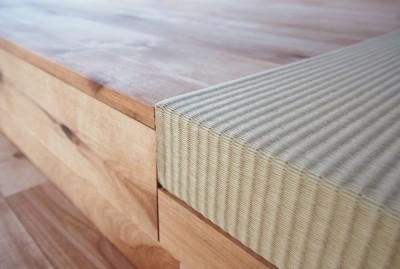 畳 / フローリング (橋本の住宅 / 土間と縁側)