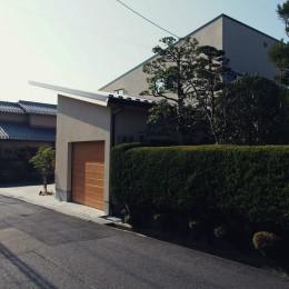 外観 (大津の住宅)