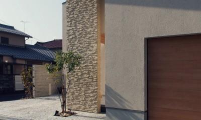 外観|大津の住宅