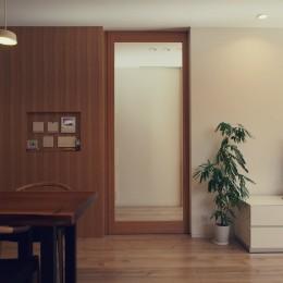 大津の住宅