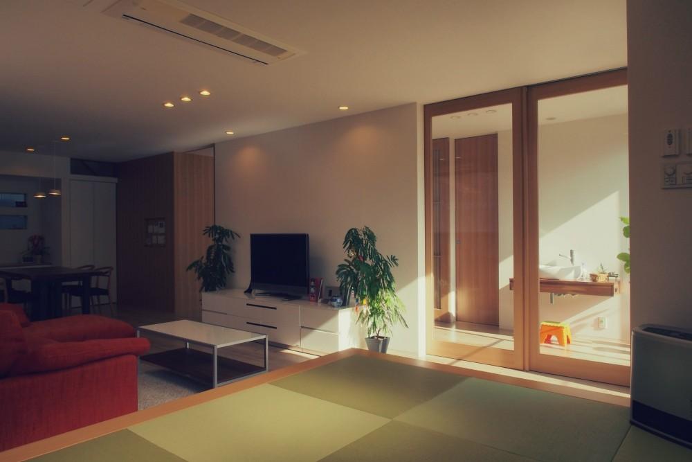 大津の住宅 (LDK)