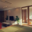 大津の住宅の写真 LDK