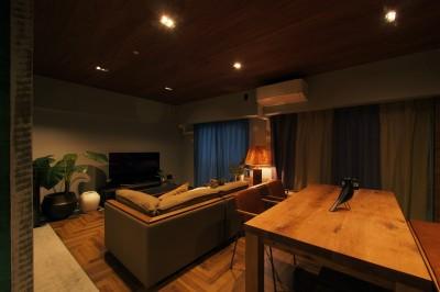 LDK (house 094 / マンションリノベーション)