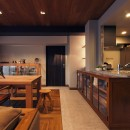 EMODINの住宅事例「house 094 / マンションリノベーション」