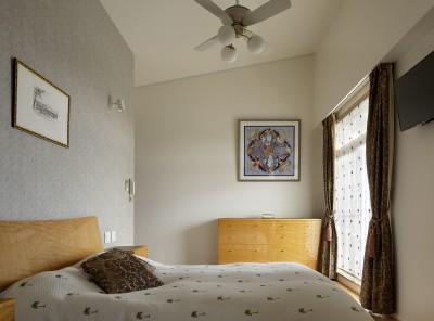 寝室 (House-S Renovation / シニア世代のマンションリノベーション)