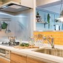 MyRENO JOINT WORK WITH DULTONの写真 飲食店も御用達のデザイン性のあるキッチンツールで毎日を便利に愉しく。