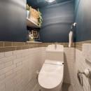 MyRENO JOINT WORK WITH DULTONの写真 トイレでさえ長居したくなるようなお気に入り空間。