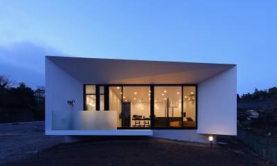 霧島の住宅