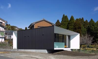 霧島の住宅 (外観3)