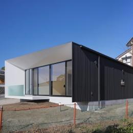 霧島の住宅 (外観4)
