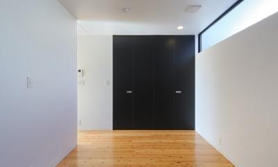 霧島の住宅 (寝室1)