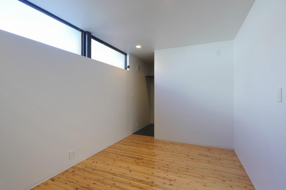 霧島の住宅 (寝室2)