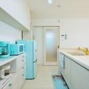 Ocean front House(オーシャン フロント ハウス)海を見て暮らす家の写真 キッチン1