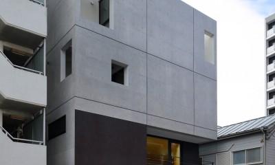 外観|Double Wall House / ダブルウォールハウス