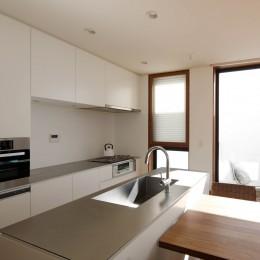Double Wall House / ダブルウォールハウス (キッチン)