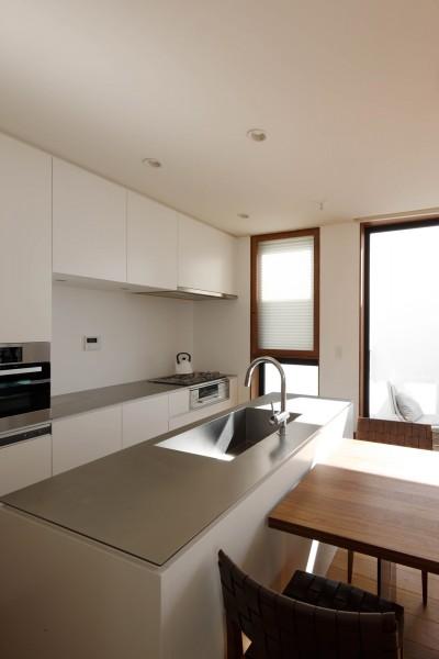 キッチン (Double Wall House / ダブルウォールハウス)