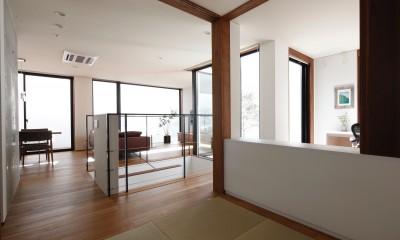 Double Wall House / ダブルウォールハウス (和室)