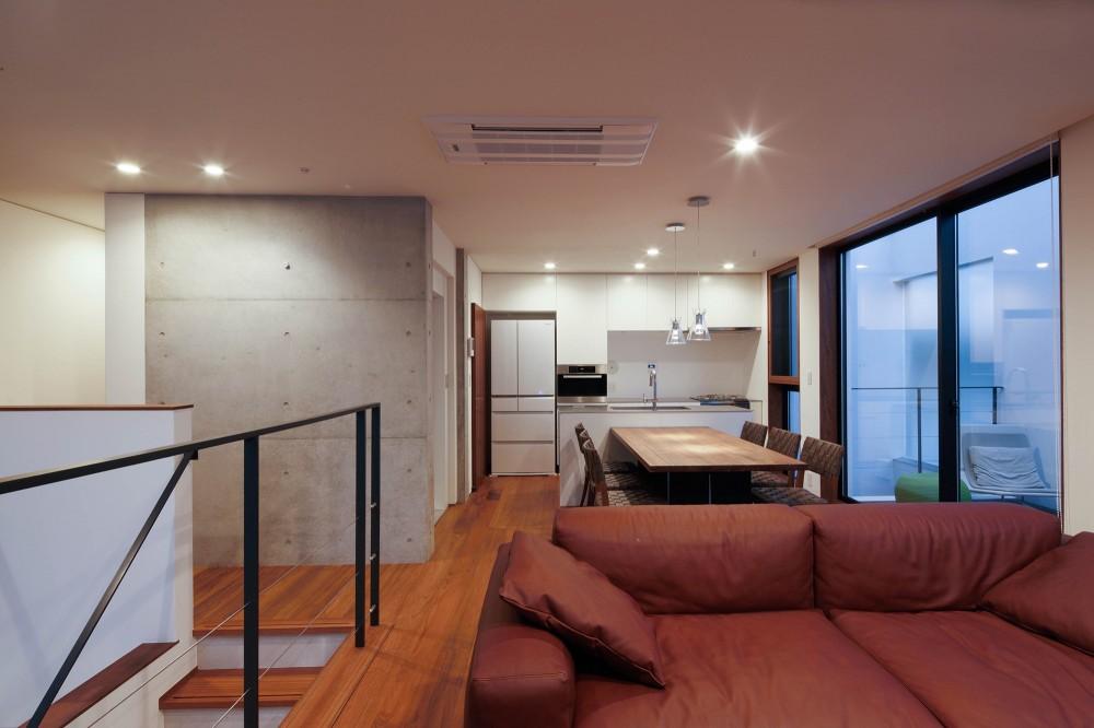 Double Wall House / ダブルウォールハウス (LDK)