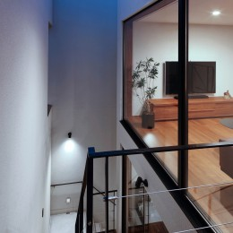Double Wall House / ダブルウォールハウス (テラス)