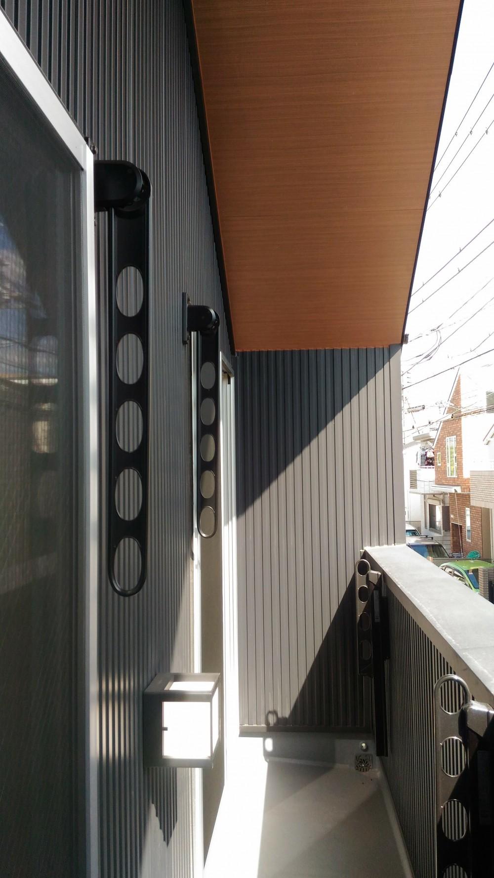 Nk-House (バルコニー)