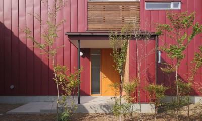 赤の家・RED HOUSE