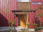 赤の家・RED HOUSE (外観1)