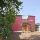 赤の家・RED HOUSEの写真 外観2