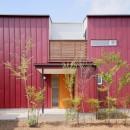 赤の家・RED HOUSEの写真 外観3