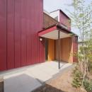 赤の家・RED HOUSEの写真 外観5