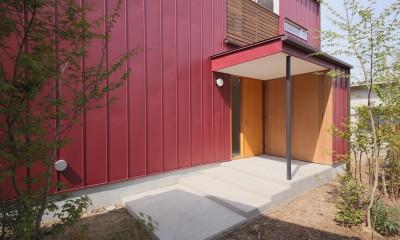 赤の家・RED HOUSE (外観6)