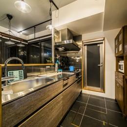 靴屋の家 (キッチン)