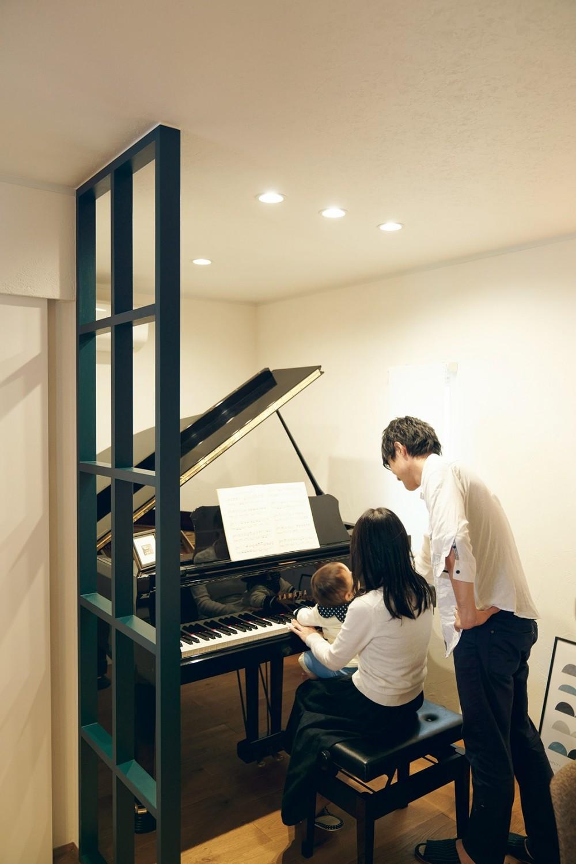 Largo (グランドピアノスペース)