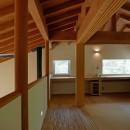 銀の家の写真 2階フリースペース