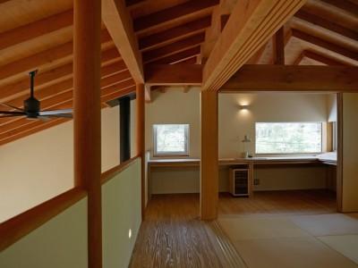2階フリースペース (銀の家)