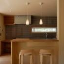 銀の家の写真 キッチン