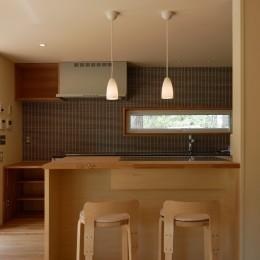銀の家 (キッチン)