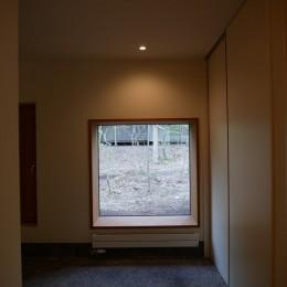 銀の家 (玄関)