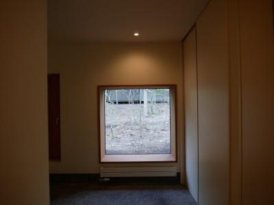 玄関 (銀の家)