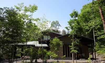 軽井沢 Villa-N