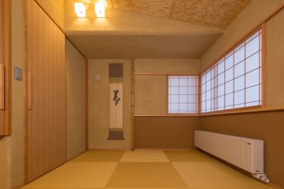 和室 (観風荘)