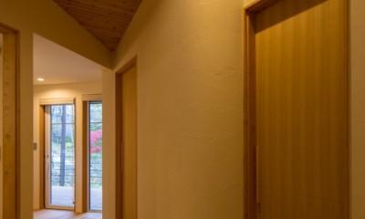 観風荘 (廊下)