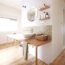 nu(エヌ・ユー)リノベーションの住宅事例「わたしサイズ」