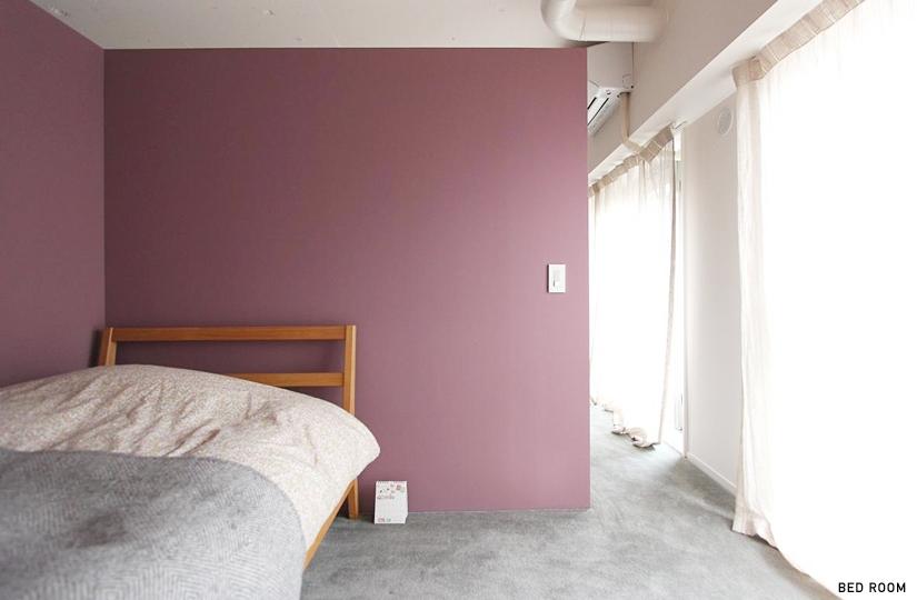 わたしサイズの部屋 BEDROOM