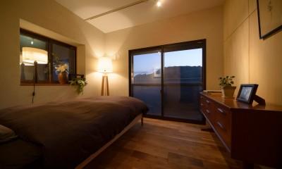 Island View (ベッドルーム)