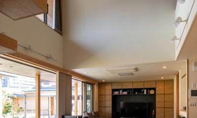 鳳の家 (ダイニング・リビング)
