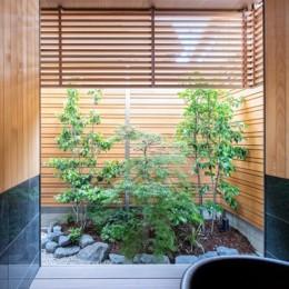 鳳の家 (外風呂)