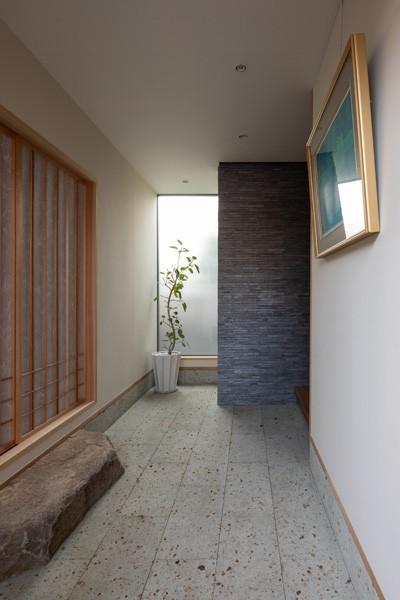 鳳の家 (玄関)