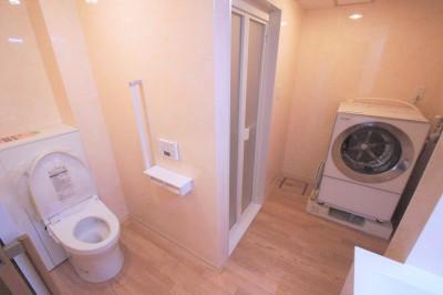 洗面脱衣室 (夫婦でゆったり~これからも暮らしやすい家~)