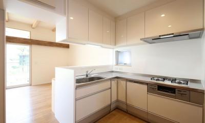 赤の家・RED HOUSE (キッチン)